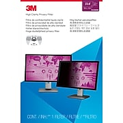 """3M High Clarity Privacy Filter for 23.6"""" Widescreen Monitor (HC236W9B)"""