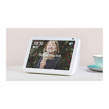 "Amazon Echo Show 8 Smart Display, 8"" HD Display, Sandstone (B07RQ3TCT2)"
