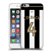 Official Newcastle United Fc Nufc 2016/17 Players Away Kit 1 Colback Soft Gel Case For Apple Iphone 6 Plus / 6S Plus