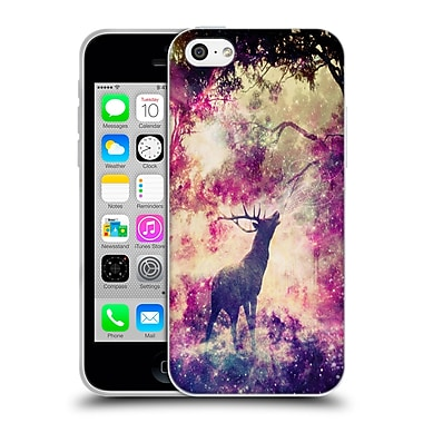 Official Haroulita Glitter Sparkle Deer Soft Gel Case For Apple Iphone 5C