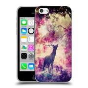 Official Haroulita Glitter Sparkle Deer Soft Gel Case For Apple Iphone 5C