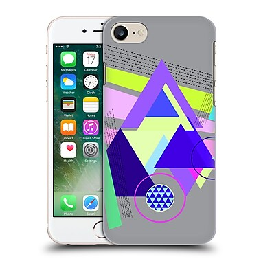 Official Haroulita Fantasy 2 Triangle Pattern Hard Back Case For Apple Iphone 7