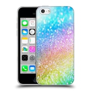 Official Haroulita Glitter Sparkle Rainbow Soft Gel Case For Apple Iphone 5C