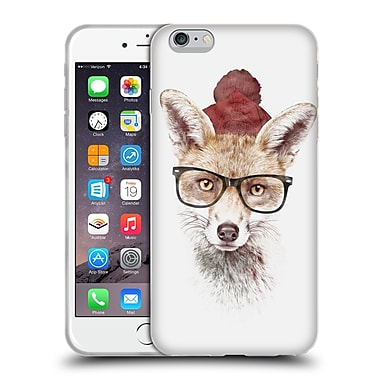Official Robert Farkas Fox It'S Pretty Cold Outside Soft Gel Case For Apple Iphone 6 Plus / 6S Plus
