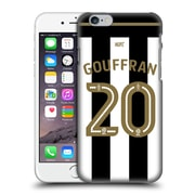 Official Newcastle United Fc Nufc 2016/17 Players Away Kit 1 Gouffran Hard Back Case For Apple Iphone 6 / 6S