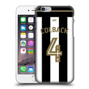 Official Newcastle United Fc Nufc 2016/17 Players Away Kit 1 Colback Hard Back Case For Apple Iphone 6 / 6S