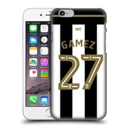 Official Newcastle United Fc Nufc 2016/17 Players Away Kit 1 Gamez Hard Back Case For Apple Iphone 6 / 6S