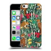 Official Mark Ashkenazi Banana Life Geometric Tropical Tiger Soft Gel Case For Apple Iphone 5C