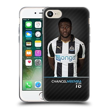 Official Newcastle United Fc Nufc 2016/17 First Team 1 Mbemba Soft Gel Case For Apple Iphone 7