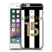 Official Newcastle United Fc Nufc 2016/17 Players Away Kit 1 Lascelles Hard Back Case For Apple Iphone 6 / 6S