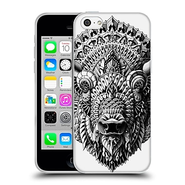 Official Bioworkz Animal Head Bison Soft Gel Case For Apple Iphone 5C
