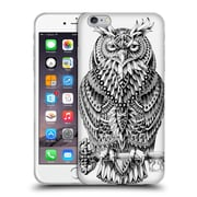 Official Bioworkz Aves Great Horned Owl Soft Gel Case For Apple Iphone 6 Plus / 6S Plus