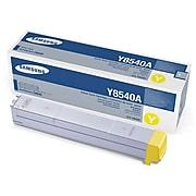 Samsung CLX-Y8540A Yellow Standard Yield Toner Cartridge
