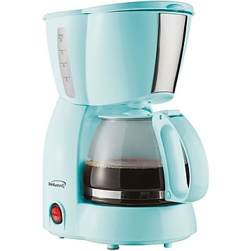 Brentwood Appliances 4 Cup Coffee Maker (Ts-213bl)