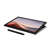 "Microsoft Surface Pro 7 VAT-00016 12.3"" Touch-Screen Tablet, Intel i7, 16GB Memory, 512GB SSD, Matte Black"