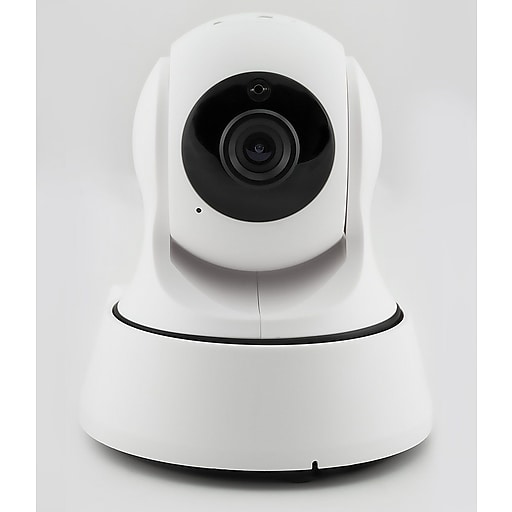 Turcom IP Wireless Security Camera with Mobile App, Motion Detection and  Two-Way Audio (TS-629)
