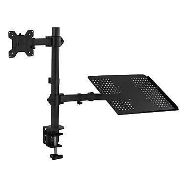 Mount-It! Laptop Desk Stand and Monitor Mount
