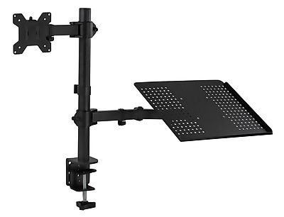 Mount-It! Laptop Desk Stand and Monitor Mount for 17