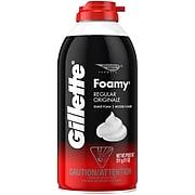 Gillette Foamy Regular Shaving Foam, 11 oz. (24040)