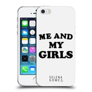 Official Selena Gomez Revival Art Me And My Girls Soft Gel Case For Apple Iphone 5 / 5S / Se