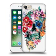 Official Riza Peker Skulls Momento Mori Vi Soft Gel Case For Apple Iphone 7