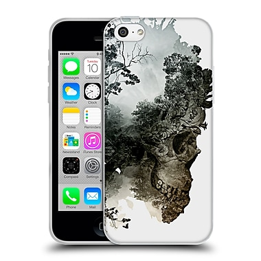 Official Riza Peker Skulls Metamorphosis Soft Gel Case For Apple Iphone 5C