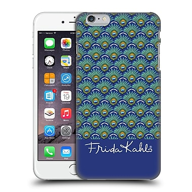 Official Frida Kahlo Peacock Feather Pattern Hard Back Case For Apple Iphone 6 Plus / 6S Plus