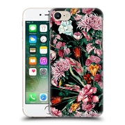 Official Riza Peker Flowers 2 Floral Ix Hard Back Case For Apple Iphone 7
