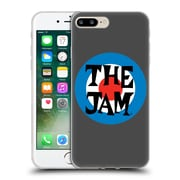 Official The Jam Key Art Target Logo Soft Gel Case For Apple Iphone 7 Plus