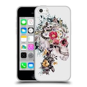 Official Riza Peker Skulls Momento Mori X Soft Gel Case For Apple Iphone 5C