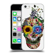 Official Riza Peker Skulls Punks Not Dead Soft Gel Case For Apple Iphone 5C