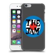 Official The Jam Key Art Target Logo Hard Back Case For Apple Iphone 6 / 6S