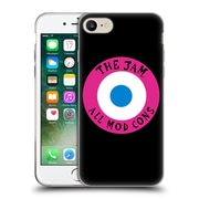 Official The Jam Key Art All Mod Cons Soft Gel Case For Apple Iphone 7
