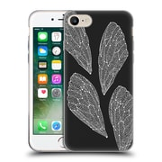 Official Cat Coquillette Insects Cicada Wings White Soft Gel Case For Apple Iphone 7