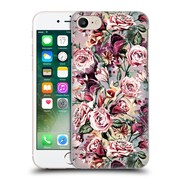 Official Riza Peker Flowers 2 Floral Viii Hard Back Case For Apple Iphone 7
