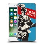 Official The Jam Key Art Paul Weller Soft Gel Case For Apple Iphone 7