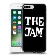 Official The Jam Key Art Black White Logo Soft Gel Case For Apple Iphone 7 Plus