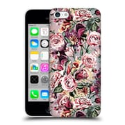 Official Riza Peker Flowers 2 Floral Viii Hard Back Case For Apple Iphone 5C