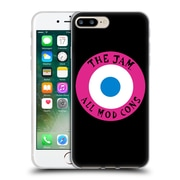Official The Jam Key Art All Mod Cons Soft Gel Case For Apple Iphone 7 Plus