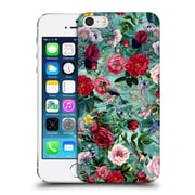 Official Riza Peker Flowers 3 Surreal Garden Hard Back Case For Apple Iphone 5 / 5S / Se