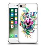 Official Riza Peker Skulls 2 Island Soft Gel Case For Apple Iphone 7