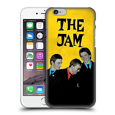 Official The Jam Key Art In The City Retro Hard Back Case For Apple Iphone 6 / 6S