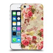 Official Riza Peker Flowers Floral V Soft Gel Case For Apple Iphone 5 / 5S / Se