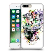 Official Riza Peker Skulls 2 Parrots Hard Back Case For Apple Iphone 7 Plus