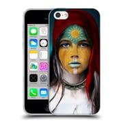 Official Riza Peker Portraits Chalchiuhtlicue Soft Gel Case For Apple Iphone 5C
