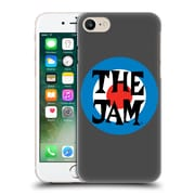Official The Jam Key Art Target Logo Hard Back Case For Apple Iphone 7