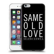 Official Selena Gomez Revival Art Same Old Love Soft Gel Case For Apple Iphone 6 Plus / 6S Plus