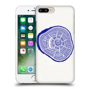Official Cat Coquillette Nature Navy Ponderosa Hard Back Case For Apple Iphone 7 Plus