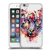 Official Riza Peker Animals Eye Of The Tiger Soft Gel Case For Apple Iphone 6 Plus / 6S Plus