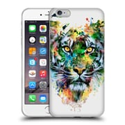 Official Riza Peker Animals 2 Tiger Soft Gel Case For Apple Iphone 6 Plus / 6S Plus